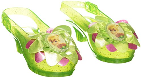 Disney Fairies Tinker Bell Sparkle Shoes