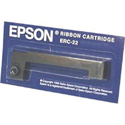 Epson Cartucho ERC22B para las series M-180/190, larga duración ...