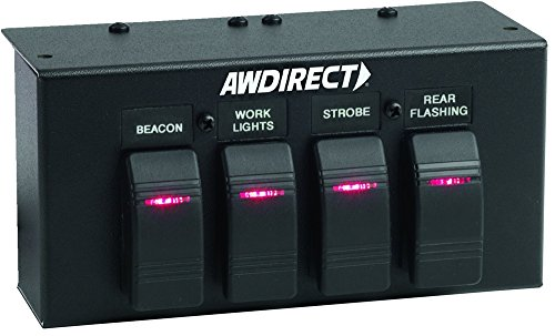 Aw Direct Swp41 Enclosed Housing Switch Panel 4 Switches Stylish Design With Slotted Switch Windows And Backlit Legends For Easy Use At Night Buy Online In Aruba At Desertcart Productid 43135174 Choose from portable area lights to small. aw direct swp41 enclosed housing switch