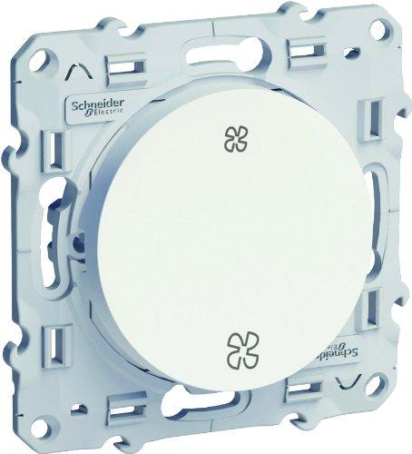 Schneider Electric SC5S52A233 Interrupteur VMC Odace Blanc