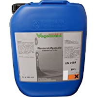10 l Wasserstoffperoxid 11,9% Aktivsauerstoff