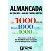 ALMANCADA EN ÇOK KULLANILAN 3000 SÖZCÜK