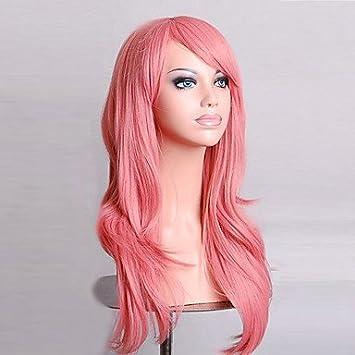 GSP-pelucas de colores de color de dibujos animados de moda mascarada especial 70 cm