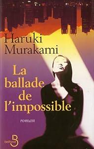 """Afficher """"La ballade de l'impossible"""""""