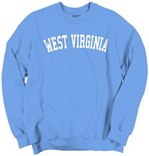 Virginia Classic Sweatshirt (West Virginia State Shirt Athletic Wear USA T Fun Gift Ideas Sweatshirt)