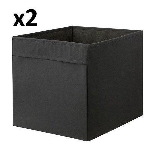 ikea - kallax - mobile a scaffali 77 x 77 cm, libreria, ideale per ... - Mobili Per Vinili Ikea
