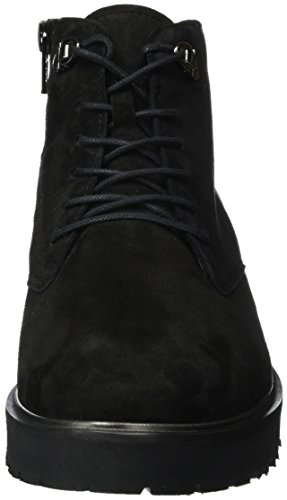 Semler Vrouwen Elena Biker Boots Black (zwart)