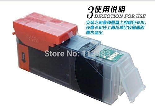 KTC Computer Technology PGI-750 CLI-751 cartucho de tinta ...