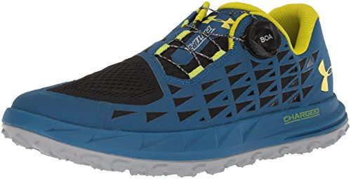Under Armour Fat Tire 3 Trail Laufschuhe - SS18 Blue