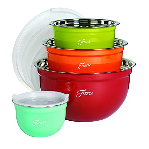 Fiesta Piece Mixing Bowl Mixed product image
