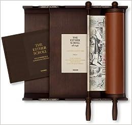 THE Esther Scroll. Edicion De Lujo. Edicion Plurilingüe ...
