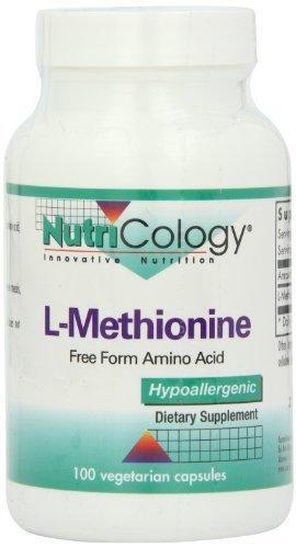 Un acide aminé soufré essentiel. - Nutricology / Allergy Research Group L-Méthionine