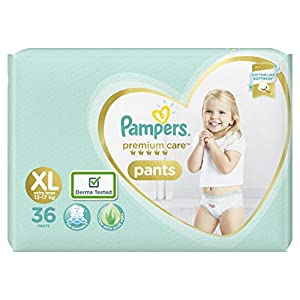 Pampers Premium Care Diapers XL 36count