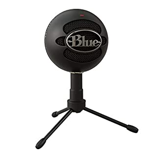 Blue Microphones Snowball iCE Condenser Microphone, Cardioid - Black (B014PYGTUQ) | Amazon price tracker / tracking, Amazon price history charts, Amazon price watches, Amazon price drop alerts