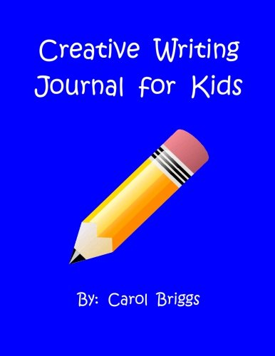 Creative Writing Journal for Kids