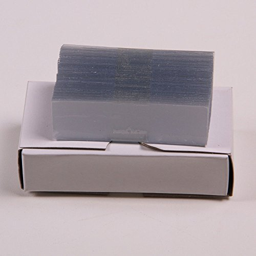 Plastic Microscope Slides and Cover Slips (Pack of - Slides Cover And Microscope Slips