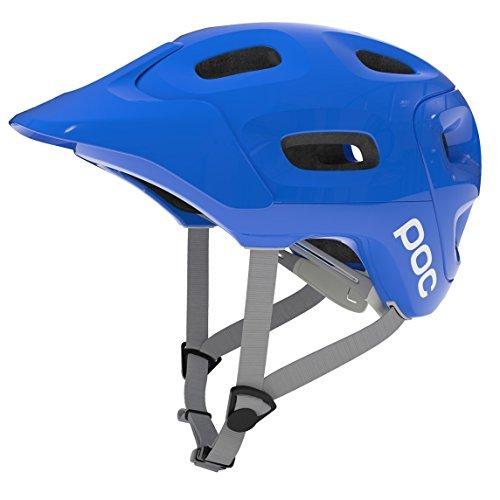 POC Trabec Bike Helmet, Krypton Blue, X-Large by POC