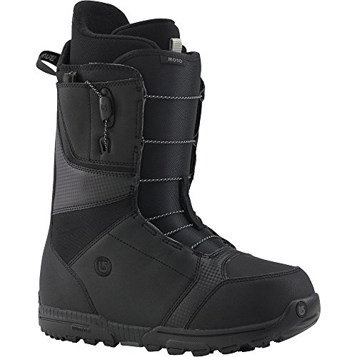 Burton Moto Snowboard Boots 2016 - 7.0/Black