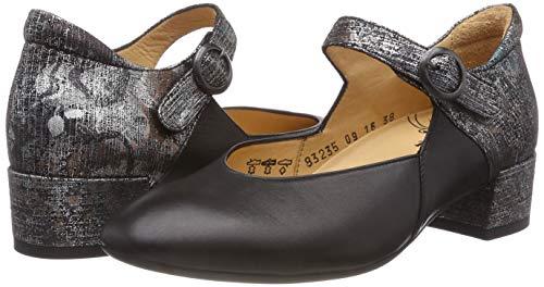 Women''s Glei Think sz kombi 09 Ankle Strap 383235 Heels Aq4dn4