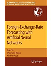 Foreign-Exchange-Rate Forecasting with Artificial Neural Networks (Volume 107)