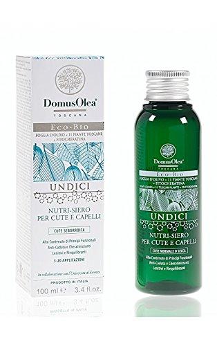 Domus Olea Toscana - Undici - Sérum nutritivo para la piel y el cabello - Ideal