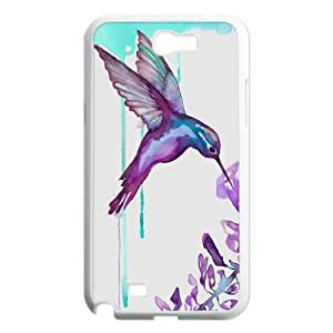 UNI-BEE PHONE CASE For Samsung Galaxy Note 2 Case -Hummingbird-CASE-STYLE 14