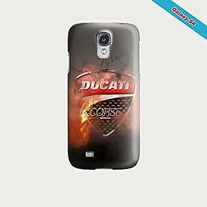 Demonio de versión de Galaxy S4 Fan de Ducati Corse de Shell