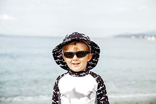 Stonz Sunnies:Unbreakable Polarized Sport Sunglasses for Kids