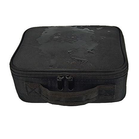 eb3031bf2bd1 Amazon.com : Healthcom Professional Makeup Organizer Bags Portable ...