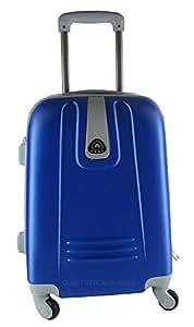 Maleta de ruedas, formato Ryanair, de ABS rígido, para cabina, equipaje de