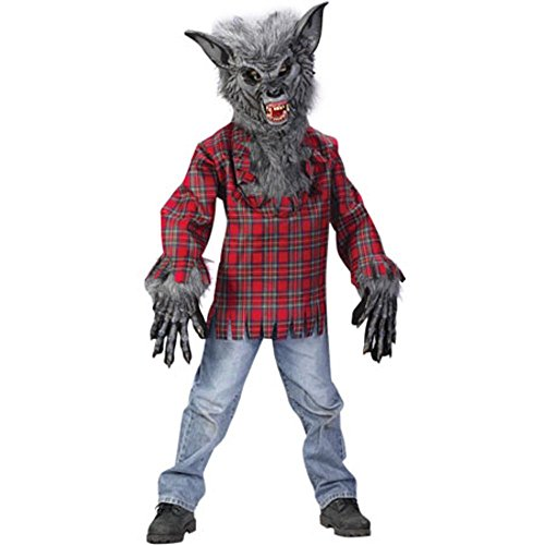 Fun World Werewolf Costume, Large 12-14,