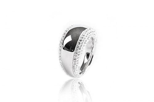 5e13373c4d256 Swarovski Pebble Ring size 55 5069735: Amazon.ca: Jewelry