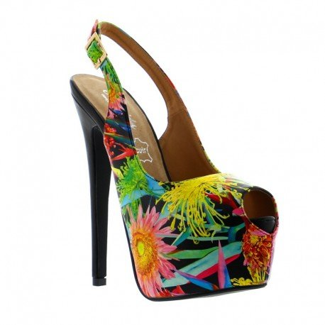 Intrepides Shoes - Lola Exotik - 36