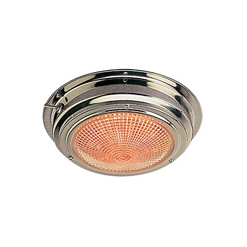 Sea Dog 400353-1 Stainless Steel Day/Night Dome Light ()