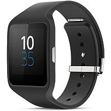 Sony SWR50 SmartWatch 3 Transflective Display Watch [Black]