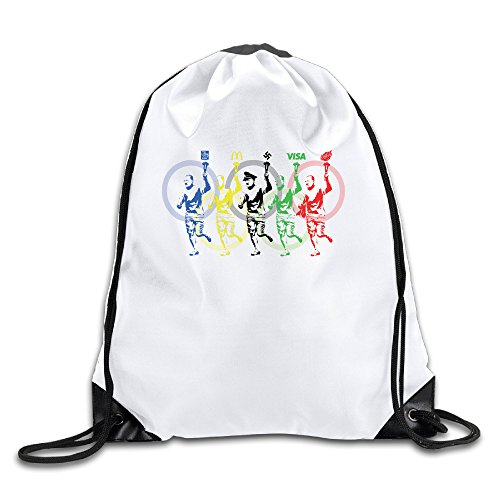 Price comparison product image XSSYZ The Olympic Rings Of Hitler Unisex Drawstring Bag