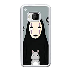 HTC One M9 Cell Phone Case White Spirited Away YT3RN2526176