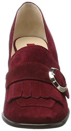 Högl 4-10 7012 8300, Scarpe con Tacco Donna Rosso (Raspberry)