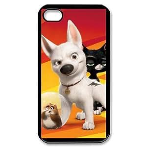 iPhone 4,4S Phone Case Black Bolt MG688768