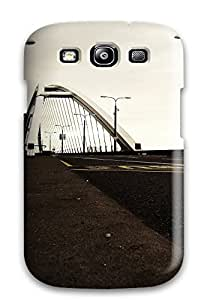 6164252K90130616 Durable Case For The Galaxy S3- Eco-friendly Retail Packaging(bridge)
