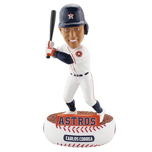 FOCO MLB Houston Astros Baller Bobble, One Size, Team Color ()