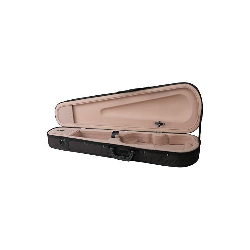 Bellafina Featherweight Violin Case Blac