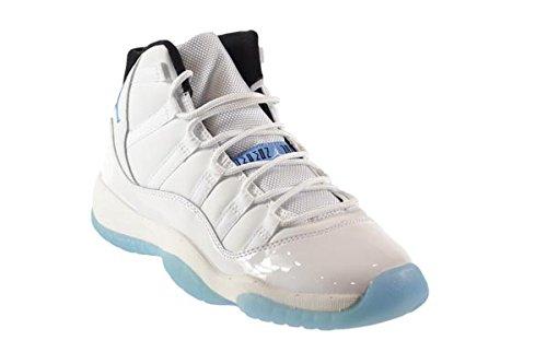 Jordan Drengenes Nike Air 11 Retro Bg - 378.038 117 Hvid / Legend Blåsorte PfBe6Yr0Q