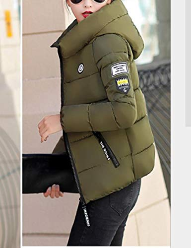 Casual Howme Cotton Parka Women AS1 Winter Down Anorak Slim Classic Jacket Zqt4q