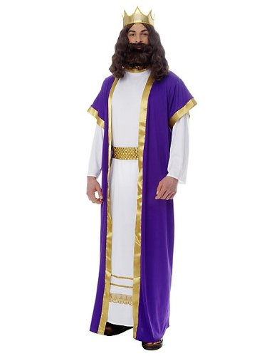 Biblical King Men's Costume