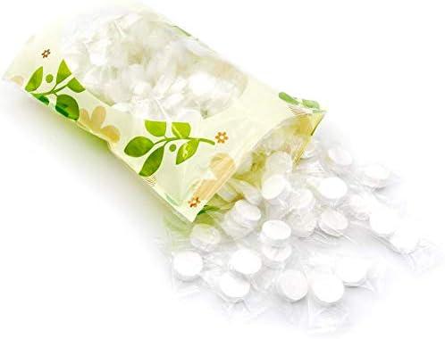 PowerKing - Toalla de algodón desechable para el hogar, salón de Belleza, Viajes, Deportes