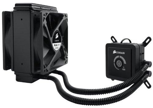 Corsair Hydro Series H80 High Performance Liquid CPU Cooler (CWCH80) by Corsair
