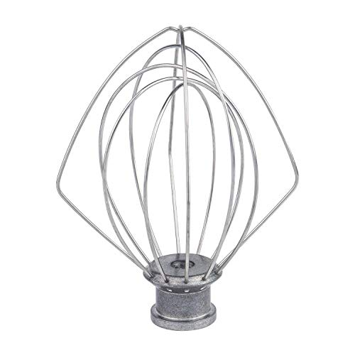 Compatible Wire Whisk for Hamilton Beach Eclectrics All-Metal Stand Mixers 63221