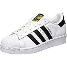 adidas Originals Superstar J Casual Low-Cut Fashion Sneaker (Big Kid)