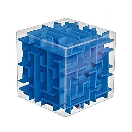 Oubei Laberinto 3d Puzzle Caja Rompecabezas Juego Cubo Laberinto